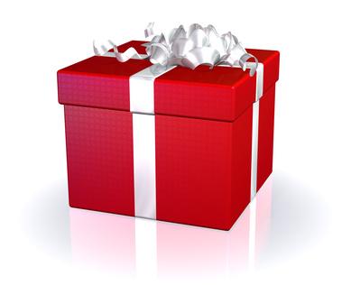 Cadeau pour moi !