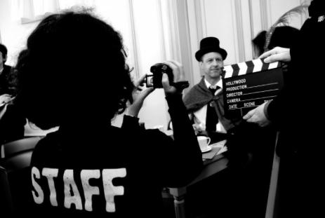 team building : l'idée d'un tournage en équipe