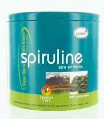 La spiruline Flamant Vert est certifiée Ecocert
