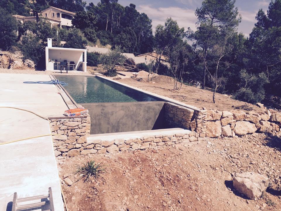 Constructeur piscine var : technibat83
