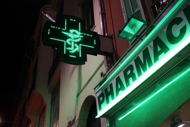 pharmacies à Nancy